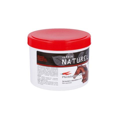 Żel koński z chilli na ból mięśni i stawów 500 ml