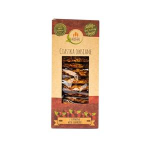 Ciastka owsiane z żurawiną 150 g
