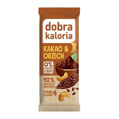 Baton kakao i orzech 35 g