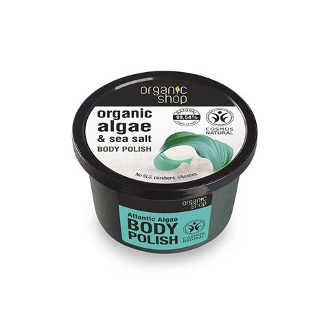 Pasta do ciała oczyszczająca Atlantyckie Algi 250 ml