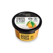 Peeling do ciała wygładzający Sycylijska Pomarańcza 250 ml