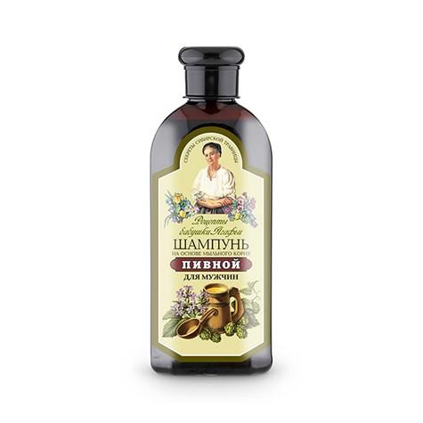 Szampon do włosów dla mężczyzn piwny RUS 350 ml