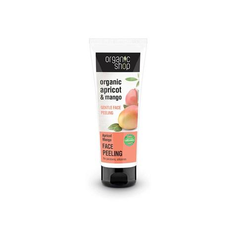 Peeling do twarzy delikatny Brzoskwinia i Mango 75 ml