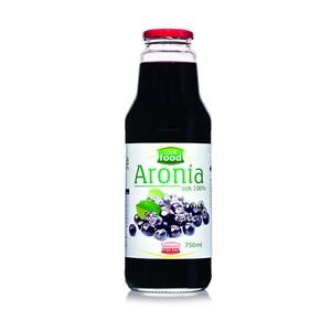 Sok z aronii bez cukru 750 ml