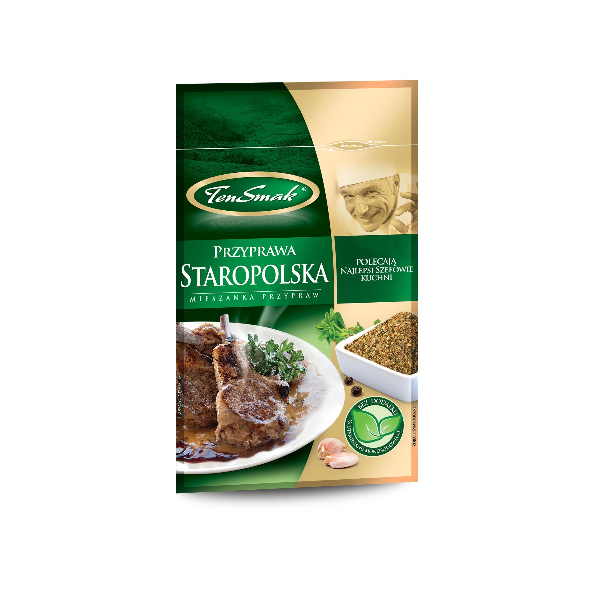 Przyprawa Staropolska 30 G Szczegoly Produktu Emerkury