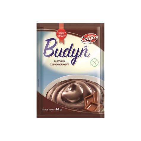 Budyń o smaku czekoladowym bezglutenowy 45 g