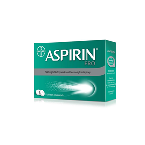 Aspirin Pro 4 tablletki