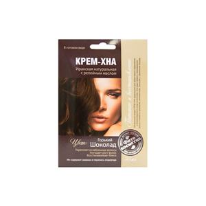 Henna do włosów Gorzka czekolada 50 ml