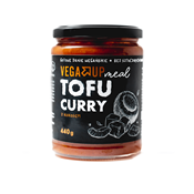Tofu curry z kokosem 440 g