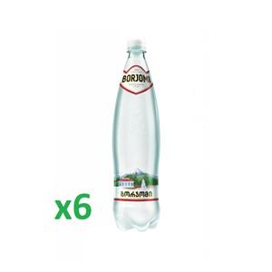 Naturalna woda mineralna PET 1 L 6 szt.