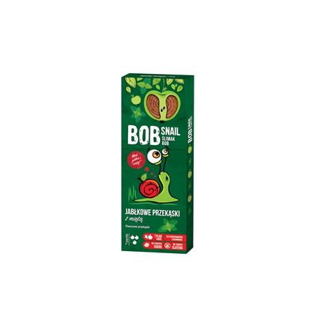 Przekąska jabłkowo-miętowa z owoców bez dodatku cukru 30 g