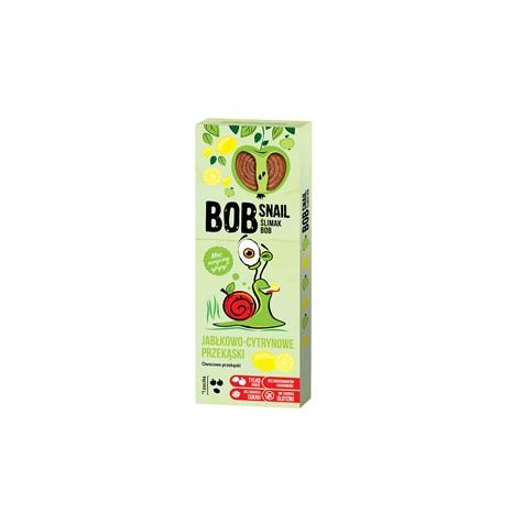Przekąska jabłkowo-cytrynowa z owoców bez dodatku cukru 30 g