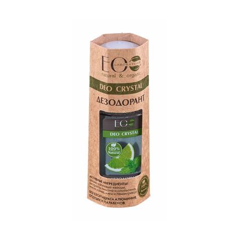 Dezodorant naturalny cytryna z miętą 50 ml