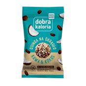 Ciasteczka-kulki Kawa&Kokos bez glutenu i mleka 24 g