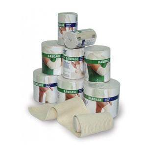 Bandaż elastyczny medyczny 8 cm x 1,5 m
