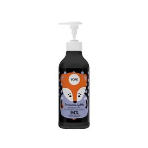 Żel pod prysznic dla dzieci Pomarańcza i Jabłko 400 ml