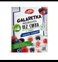 Galaretka przezroczysta bez cukru z owoców leśnych 14 g