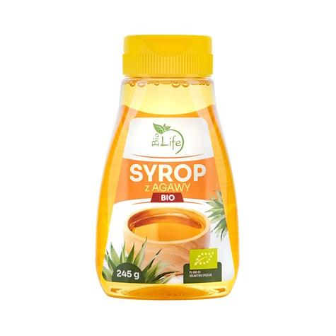 Syrop z agawy BIO 245 g