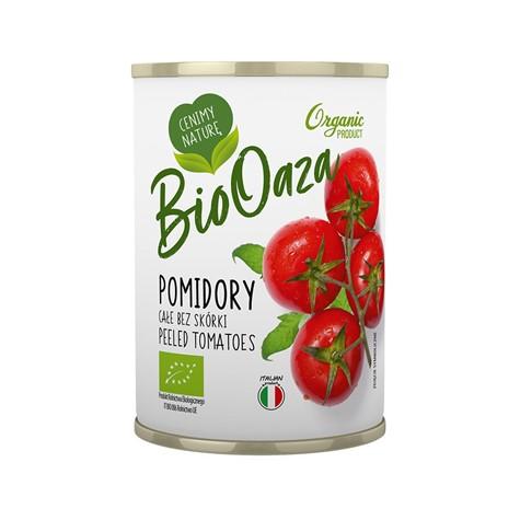 Pomidory konserwowe cale BIO 425 ml
