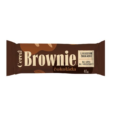 Baton Brownie-Chocolate 40g