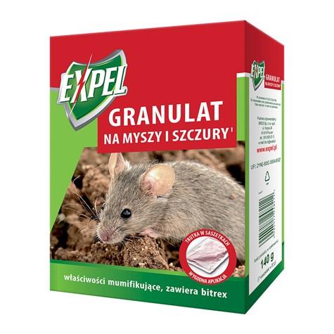 Trutka na myszy i szczury granulat 250 g